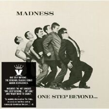 """MADNESS """"ONE STEP BEYOND (REMASTER)"""" CD NEW+"""