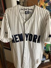 VTG, Starter Cooperstown Collection New York Yankees Throwback 1923 Jersey, XL