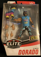WWE Mattel Lince Dorado Elite Series 74 Gold Pant Chase Variant Lucha 1st Figure