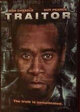 Traitor (DVD)  LIKE NEW