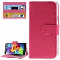 Schutzcase Schutzetui Wallet Hülle Case für Handy Samsung Galaxy S5 i9600 G900