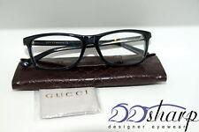 bf65c9f1e5 Gucci Eyeglasses-Gucci 1071 5CM Blue Black