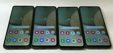 New listing Lot of 4 - Samsung Galaxy A12 32GB SM-A125U (AT&T) BdESN Cracked (B-513)