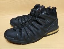 1998 Nike Air Uptempo Black Basketball Mens Sneakers Size 11