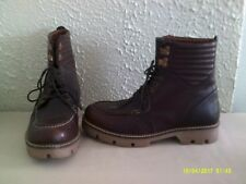 Lands End Boot --  8 D
