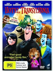 Hotel Transylvania (DVD) *Brand New**Sealed*