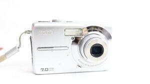 Kodak EasyShare M753 ~ 7.0MP 3x Zoom ~ Digital Camera ~ Silver  ~