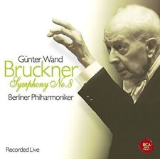 Bruckner: Symphony 8 [New CD] Blu-Spec CD 2, Japan - Import