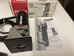 Porter Cable 7301 HD Laminate Trimmer Router with 7309 Base