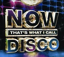 VARIOUS ARTISTS - NOW THAT'S WHAT I CALL DISCO 3 CD SET