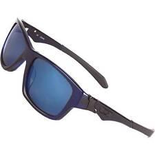 New Oakley Polarized Jupiter Squared LX Sunglasses Blue/Ice Iridium $220