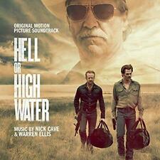 Hell Or High Water (Original Motion Picture Soundtrack) - Nick Cave And (NEW CD)