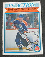 1982-83 O-Pee-Chee #107 Wayne Gretzky IA - NM-MT/MT (CS)