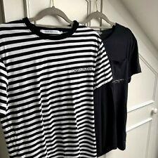Calvin Klein CK x2 Men's Slim Tee T-Shirt 100% Authentic for Men Size Medium M