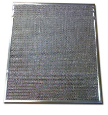 "Mobile Home Furnace Filters 16"" x 19"" Set of 2 Metal Mesh A-Coil Filters"