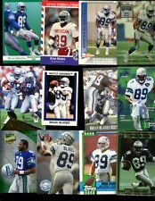 BRIAN BLADES LOT OF 24 ALL DIFFERENT SEATTLE SEAHAWKS FT. LAUDERDALE FL