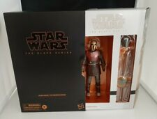 Star Wars Black Series Mandalorian Armorer Hasbro PulseCon Exclusive SOLD OUT