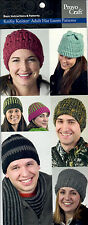 KNIFTY KNITTER LOOM ADULT HAT PATTERNS FROM PROVO CRAFT