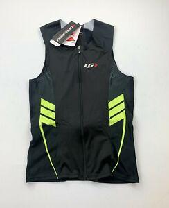 Louis Garneau Pro Carbon Comfort Triathlon Jersey Top Size Small New