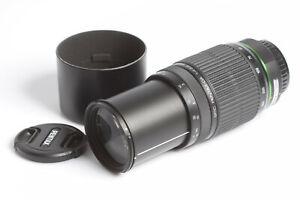 Pentax DA 4-5,8/55-300 ED SMC Objektiv