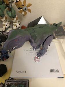 Megatron - Beast Wars Transformers  Dinosaur - Complete