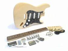 E-Gitarren-Bausatz ML-Factory® Style I Black Pearl