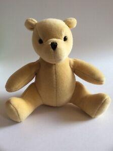 Gund Classic Winnie The Pooh Soft Plush Rattle Toy