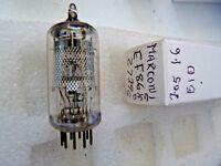 EF86 Z729 Marconi  Used  Old Stock Valve Tube G 1 pc JLY18C