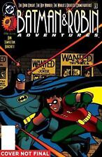 The Batman and Robin Adventures by Paul Dini (2016, Trade Paperback)