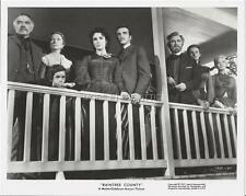 MONTGOMERY MONTY CLIFT LIZ ELIZABETH TAYLOR RAINTREE COUNTY MGM FILM STILL #10