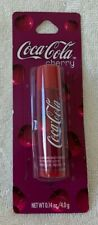 COCA COLA***CHERRY***Flavored Lip Balm~~0.14 OZ/4.0 g~~BRAND NEW/SEALED