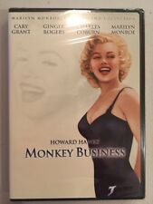 Monkey Business (DVD, 2002, Marilyn Monroe Diamond Collection)