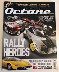 OCTANE - rivista auto inglese - n. 57 - mar. 2008