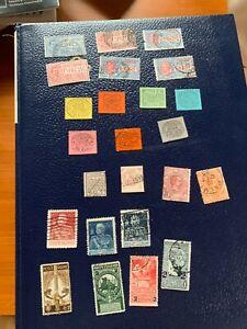 Briefmarken Kirchenstaat/Altitalien ungest/gestempelt lot