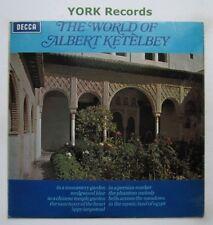 ALBERT KETELBEY - The World Of Albert Ketelbey - Ex Con LP Record Decca SPA 187