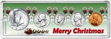 Merry Christmas Coin Gift Set for the year 1967
