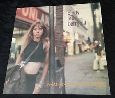 Cindy Lee Berryhill Who's Gonna Save The World 12 x 12 Flat Promo Poster Color