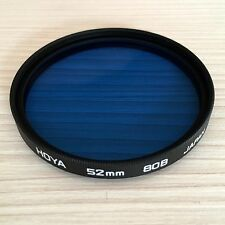 HOYA color conversion filter 80B 52 mm