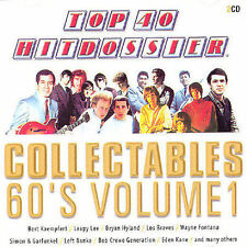 CD: TOP 40 HITDOSSIER Collectables 60's Volume 1 NM 2 discs