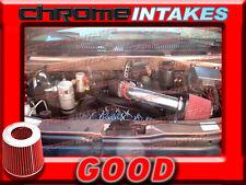 RED 96 97 98 99 00 01 02-05 CHEVY ASTRO VAN/GMC SAFARI 4.3L V6 AIR INTAKE KIT