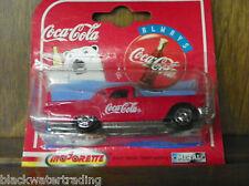COKE COCA-COLA 1957 FORD THUNDERBIRD POLAR BEAR NRFP
