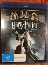 Harry Potter and the Half-Blood Prince (Region B, Blu-ray) c4