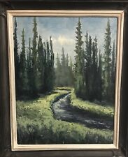 oil painting original by Adam Winegar