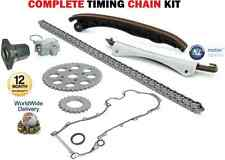 OPEL TIGRA TWINTOP 1.3 CDTi 2004-->ON NEW COMPLETE TIMING CAM CHAIN KIT SET