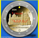 2 euros conmemorativos Alemania 2006 Holstein euro envio combinado 2017