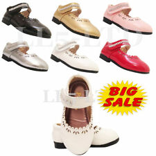 Party Synthetic Medium Width Sandals Shoes for Girls