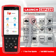 LAUNCH X431 CRP429 OBD2 Scanner ABS SRS Code Reader All Systems Diagnostic Tool