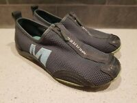 Merrell Barrado Womens Dark Shadow US 6 EU 36 Casual Zip Shoes