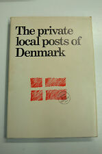 PHILATELIE CATALOGUE : THE PRIVATE LOCAL POSTS OF DENMARK - CHRISTENSEN 1974
