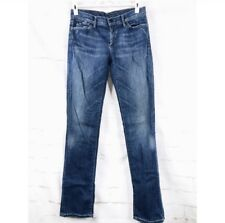 """Goldsign Woman's """"Misfit"""" Straight Jeans Size 28"""